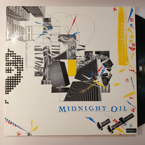 Midnight Oil, 10 to 1 LP (2nd Hand)