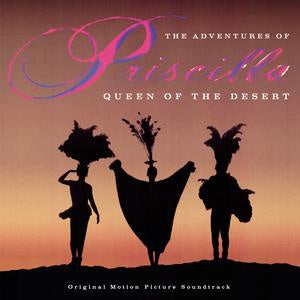 NEW - Soundtrack, Priscilla Queen of the Desert 2LP