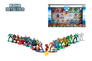 DC Comics - Nano Metalfigs 20 Pack