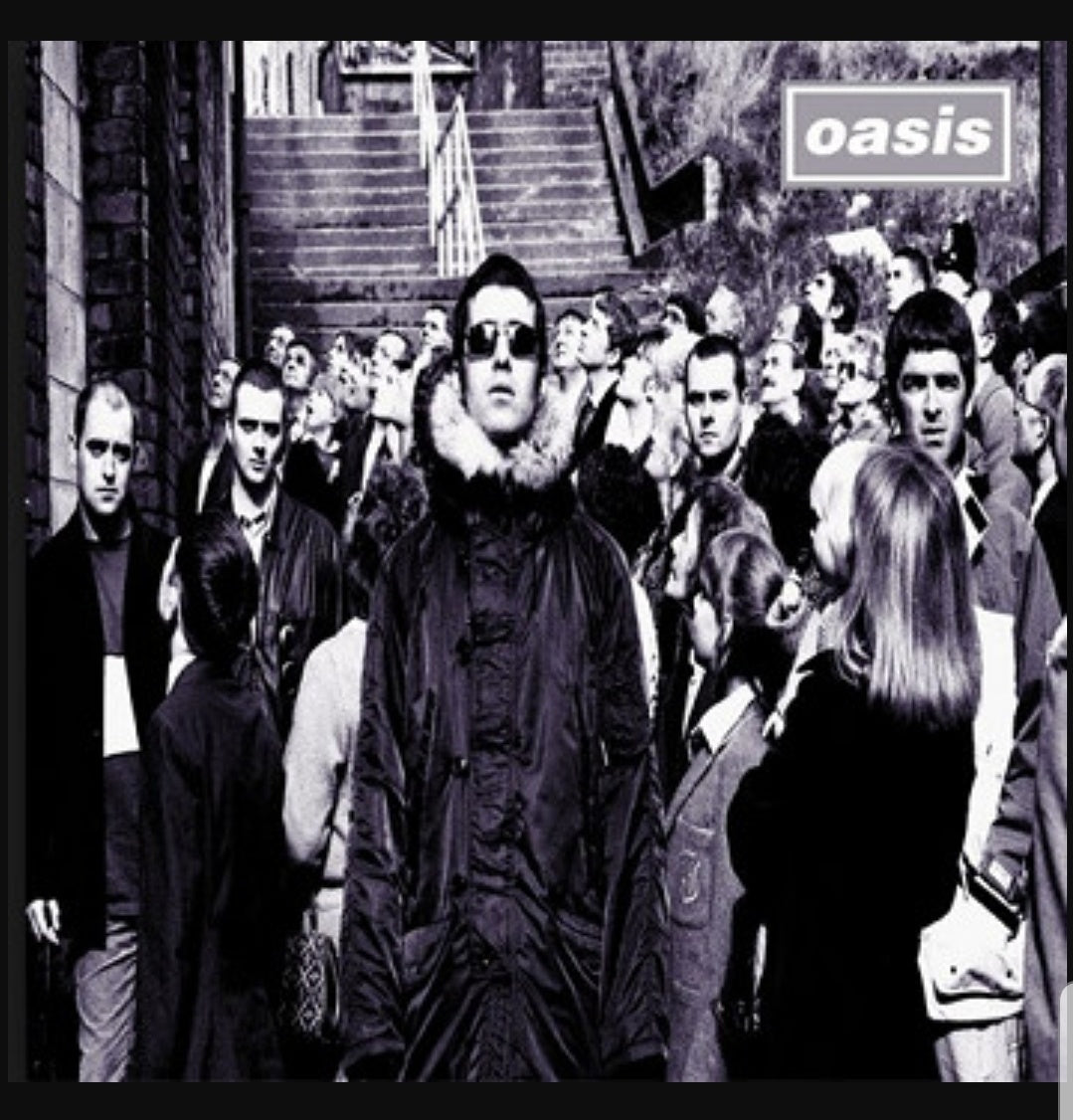 Oasis, D'you Know What I Mean 12""