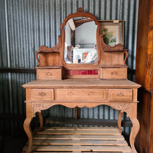 Antique French Dresser (Restoration Piece)