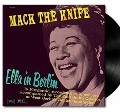 NEW - Ella Fitzgerald, Ella In Berlin LP