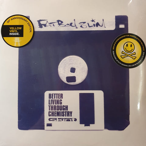 NEW - Fatboy Slim, BETTER LIVING THROUGH CHEMISTRY
