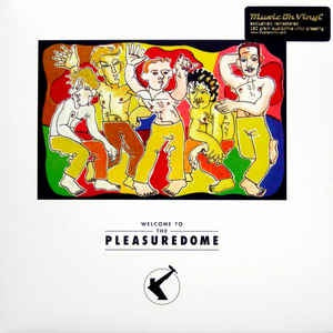 NEW - Frankie goes to Hollywood, Welcome to the Pleasuredome