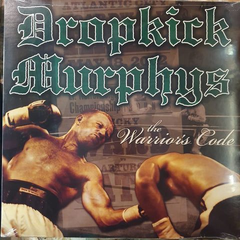 NEW - Dropkick Murphys, THE WARRIOR'S CODE
