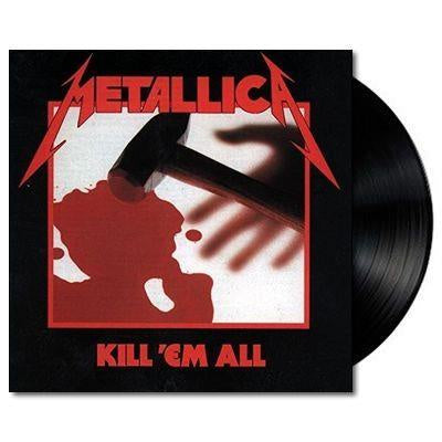 NEW - Metallica, Kill 'em All LP