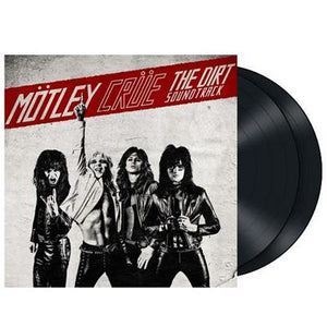NEW - Motley Crue, The Dirt (Soundtrack) Vinyl