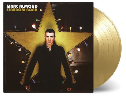 NEW - Marc Almond, Stardom Road Ltd Gold Vinyl LP