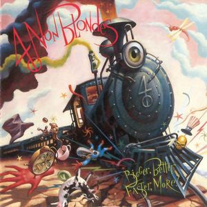NEW - Four Non Blondes, Bigger Vinyl
