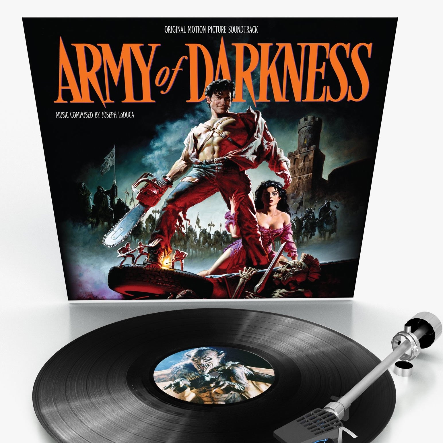 NEW - Soundtrack, Army of Darkness RSD 2LP