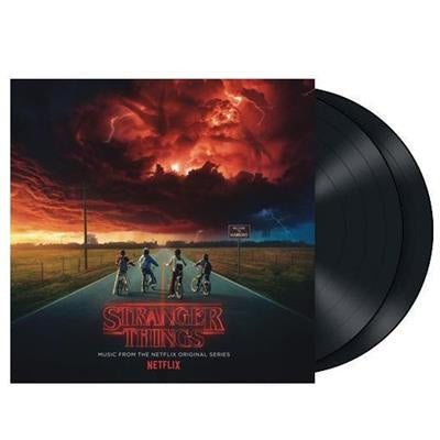 NEW - Soundtrack, Stranger Things: Music From Netflix Series 2LP