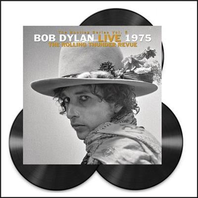 NEW - Bob Dylan, Bootleg Series Vol. 5, The Rolling Thunder Revue 3LP
