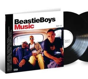 NEW - Beastie Boys, Beastie Boys Music 2LP