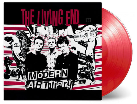 NEW - Living End (The), Modern Artillery Ltd Red Vinyl LP