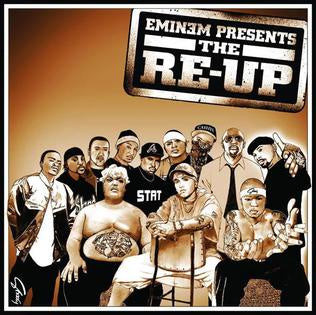 NEW (Euro) - Eminem, The Re-Up
