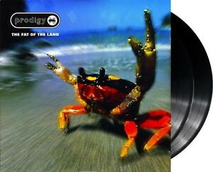Prodigy, The Fat of the Land 180gm 2LP