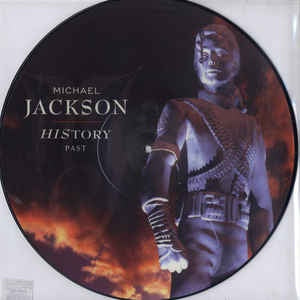NEW - Michael Jackson, History Picture Disc