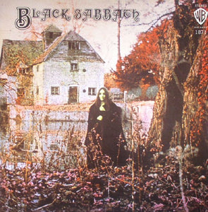 Black Sabbath - Black Sabbath 2010 180gm