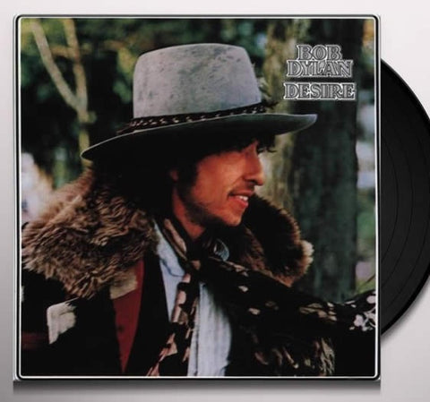Bob Dylan, Desire LP (Japan) (2nd Hand)