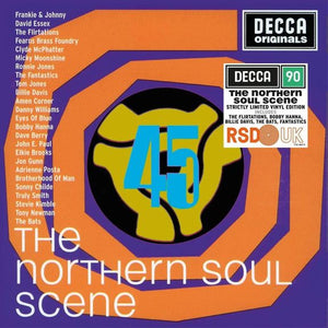 NEW - Northern Soul Scene (The), Various Artists 2LP RSD