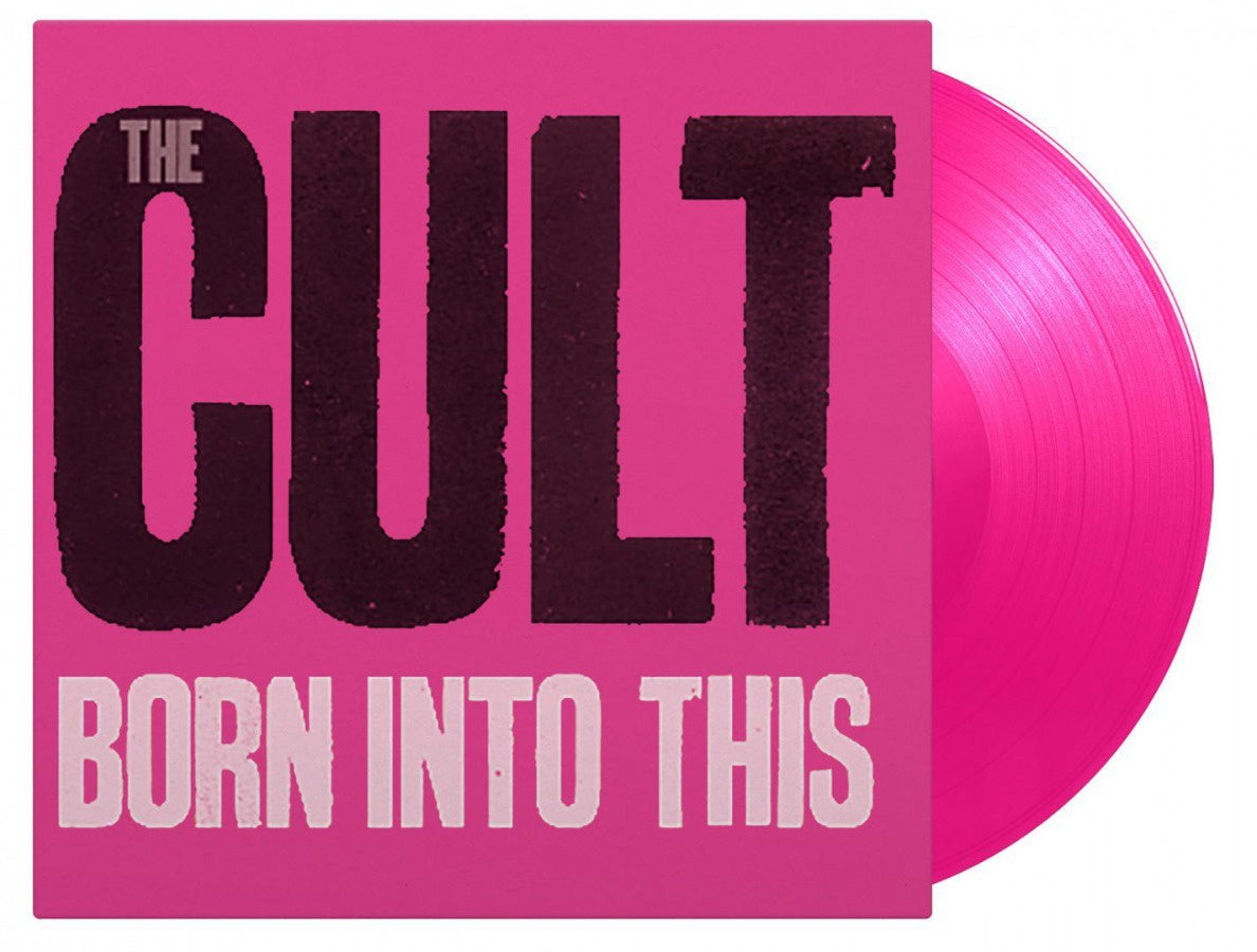NEW - Cult (The), Born into This (Pink LP)