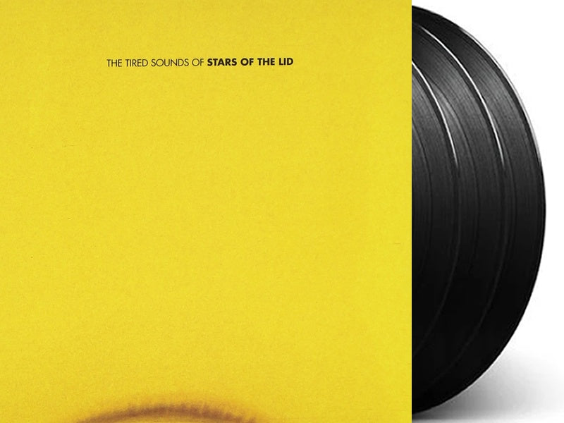 *NEW - Stars of the Lid, The Tired Sounds of 3LP