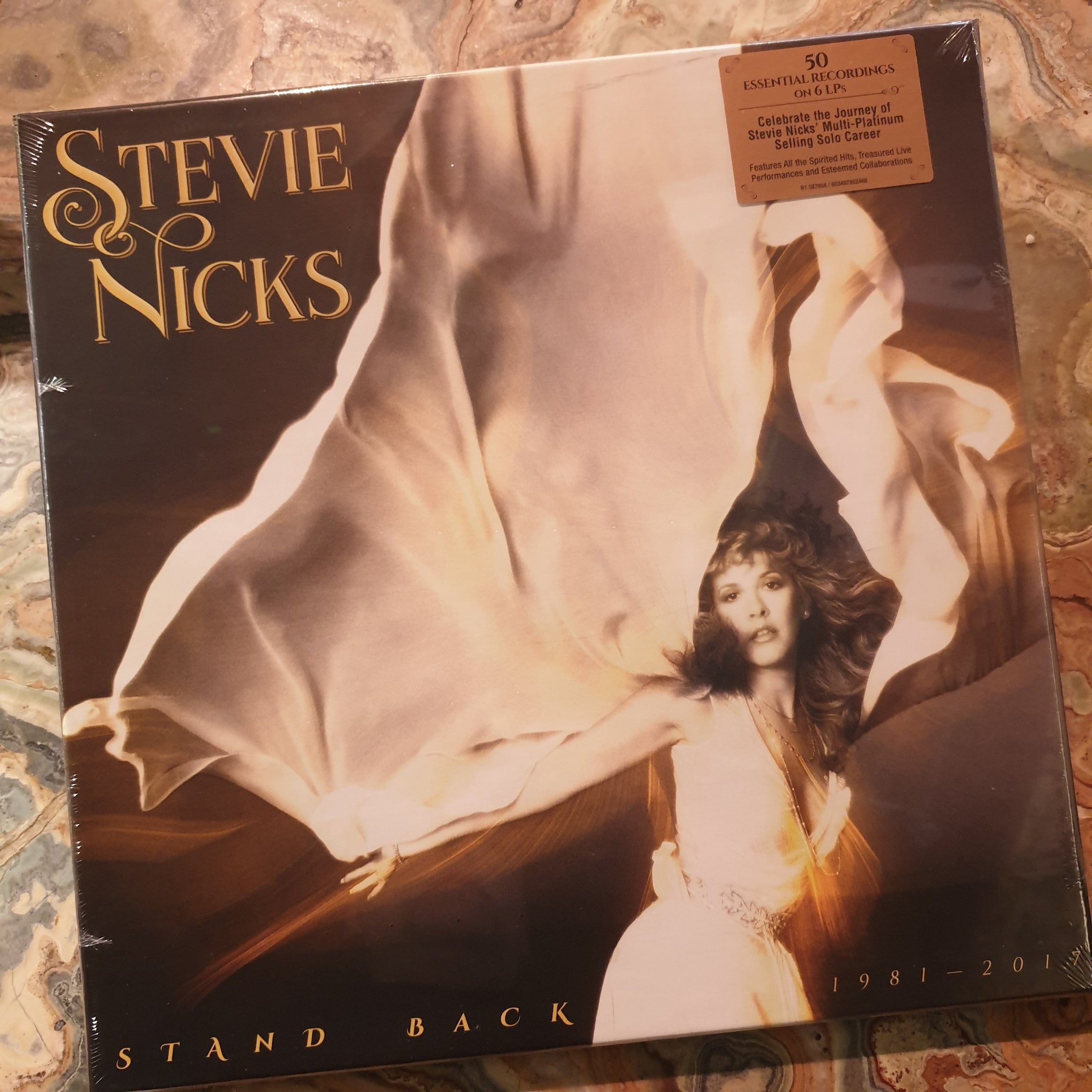 NEW - Stevie Nicks, Stand Back 1981-2017 - 6 LP