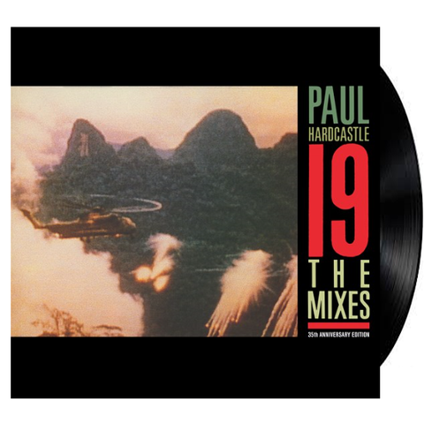 NEW - Paul Hardcastle, 19: The Mixes RSD LP