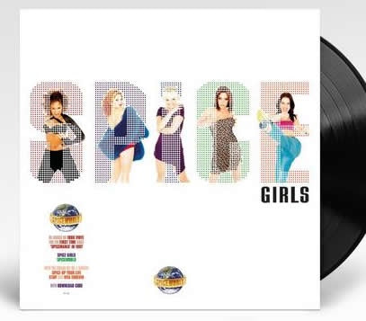 NEW - Spice Girls, Spice World Deluxe LP