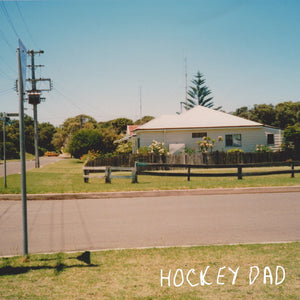NEW - Hockey Dad, Dreamin Splattered LP