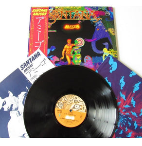 Santana, Amigos LP Gatefold (Japan) (2nd Hand)