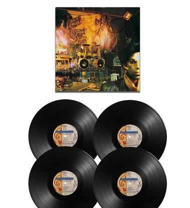 NEW - Prince, Sign O' The Times Deluxe 4LP