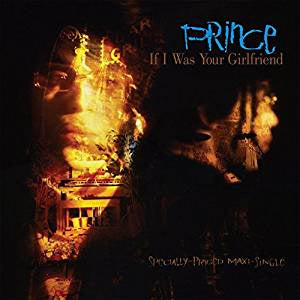 "NEW - Prince, If I Was Your Girlfriend 12"" LP"