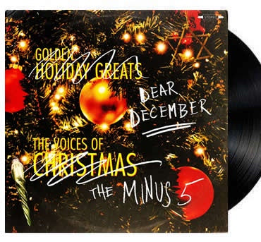 NEW - Minus 5 (The), Dear December LP