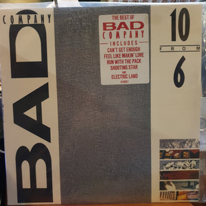Bad Company, 10 from 6 LP (2nd Hand)