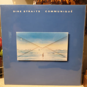Dire Straits, Communique (Japan) LP (2nd Hand)