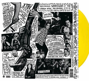 NEW - Polish Club, Live & Horny at the Corner Hotel RSD Yellow LP