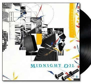 NEW - Midnight Oil, 10 to 1 LP