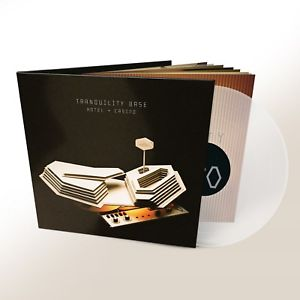 NEW - Arctic Monkeys, Tranquillity Base Clear LP