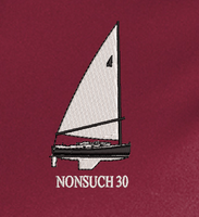 Custom Embroidered - NONSUCH 30 - Polo Shirt