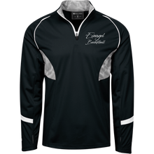 Load image into Gallery viewer, Evangel Basketball 1/4 Zip Pullover with Camo Inserts