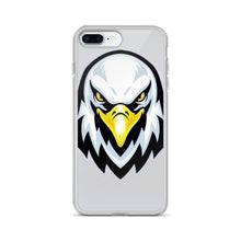 Load image into Gallery viewer, Black Eagle iPhone Case