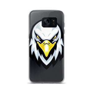 Black Eagle Samsung Case