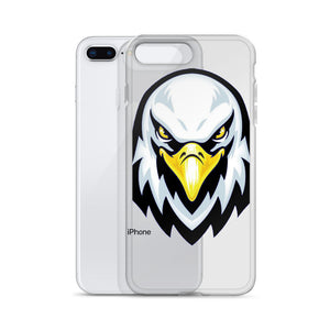 Black Eagle iPhone Case