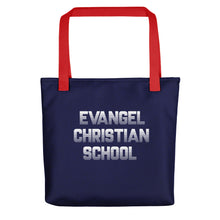 Load image into Gallery viewer, Evangel Christian School Tote bag