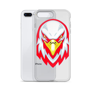 Red Eagle iPhone Case