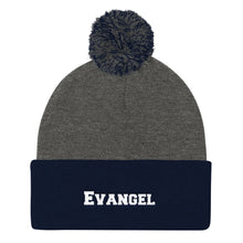 Load image into Gallery viewer, Evangel Pom Pom Knit Cap