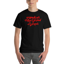 Load image into Gallery viewer, Evangel Christian School Graffiti T-Shirt