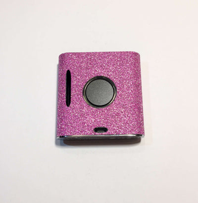 510 Threaded V Mod Battery Light Pink Glitter Starter Kit