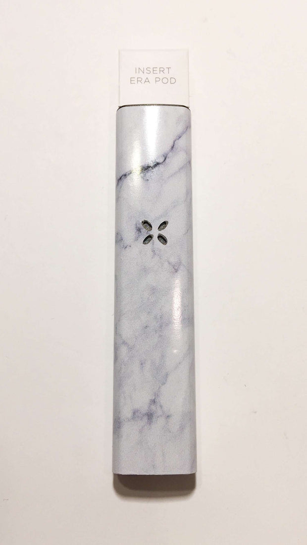 Pax Era Battery White Grey Marble Vape Pen